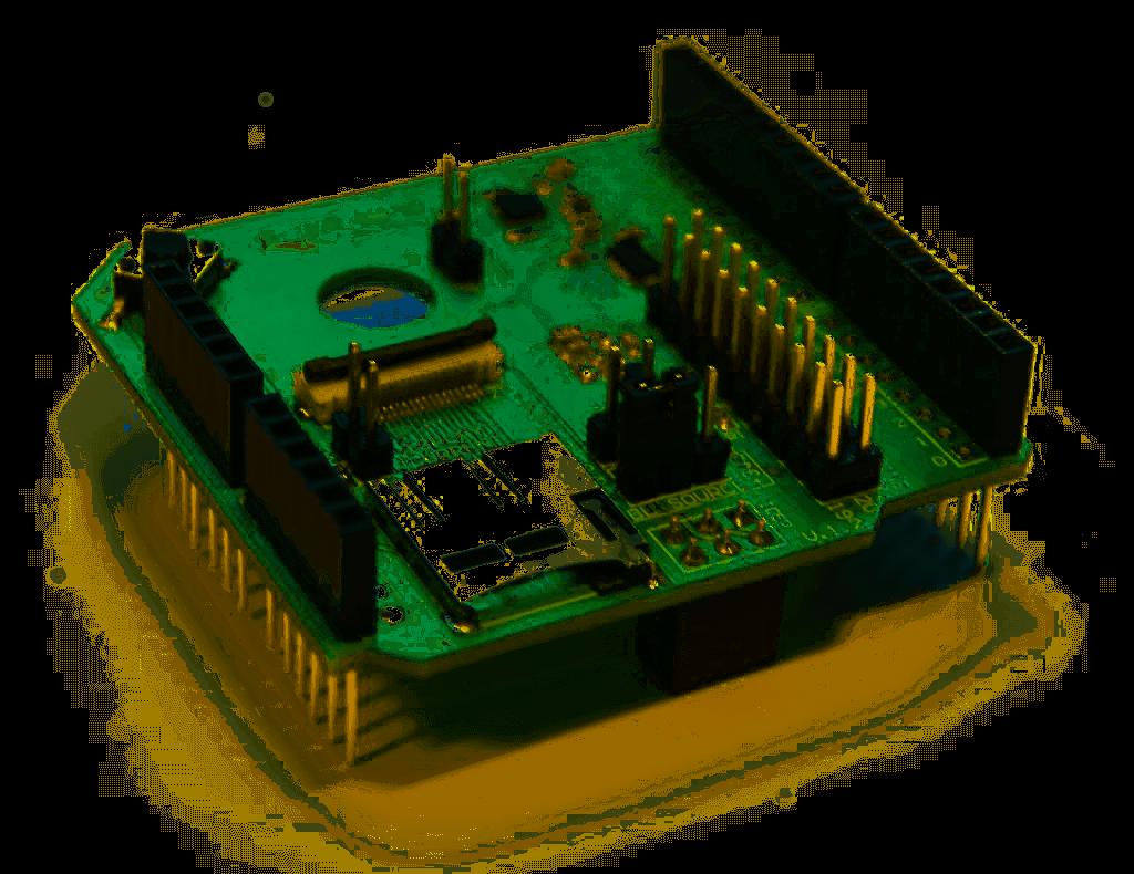 Arduino riverdi tft shield