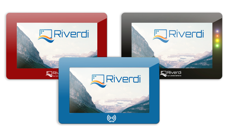 Customizable Display Solutions Riverdi TFT