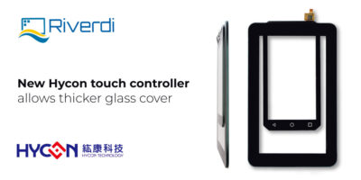 Riverdi new Hycon controllers