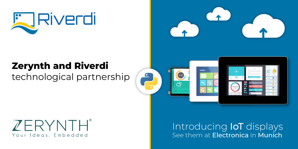 riverdi zerynth partnership