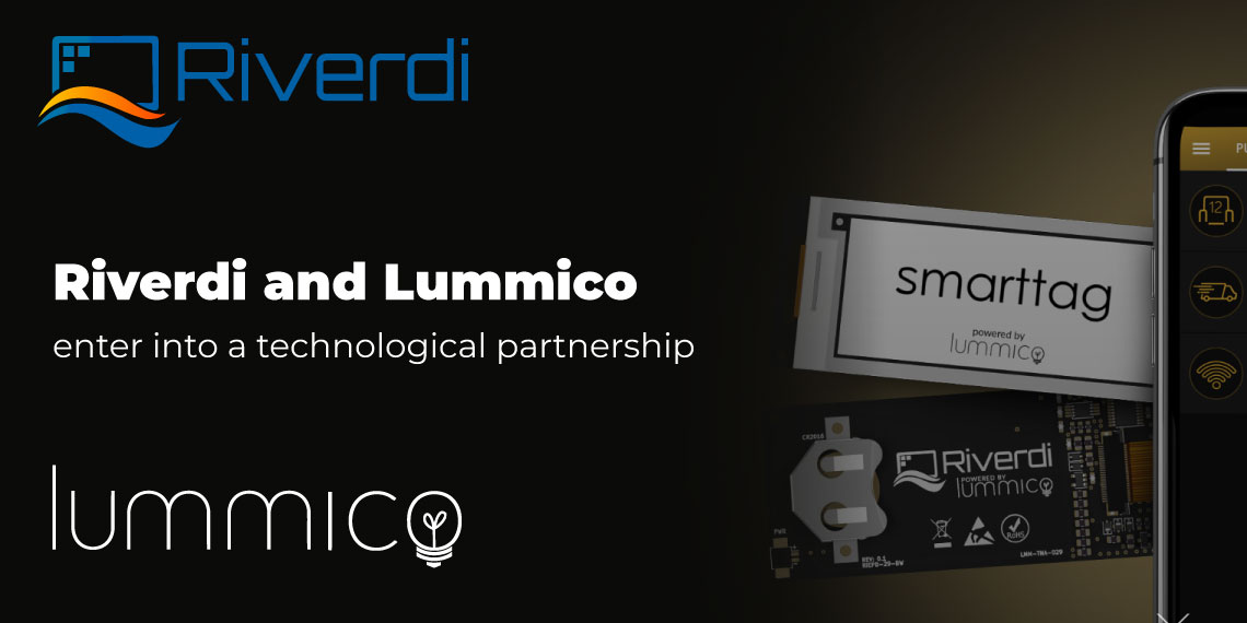 Lummico Riverdi partnership banner post