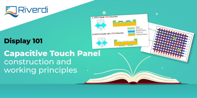 Display 101 Capacitive touch panel Riverdi post