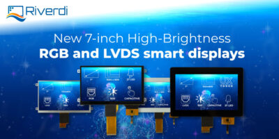 Riverdi 7-inch high-brightness