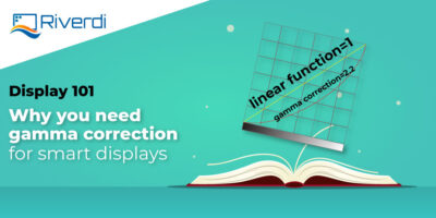 Gamma correction Display 101 banner