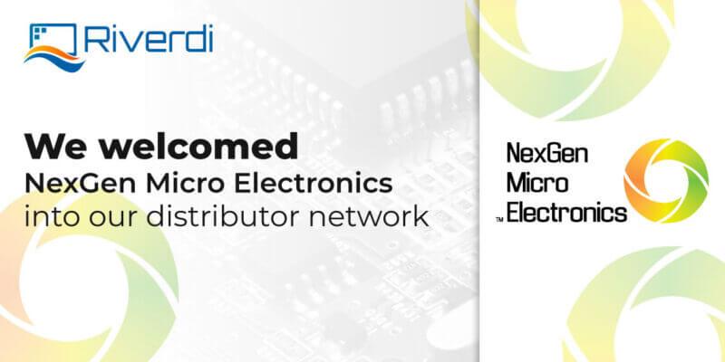 NexGen Micro distributor Riverdi post banner