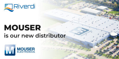 Mouser Electronics Riverdi post banner