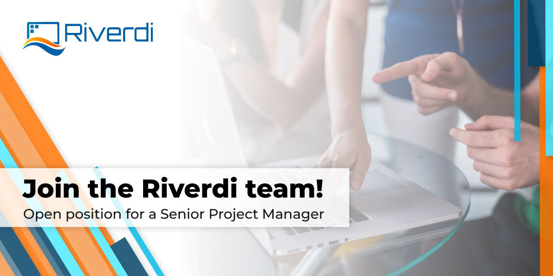 open position project manager riverdi