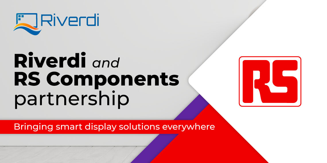 RS Components and Riverdi partnership