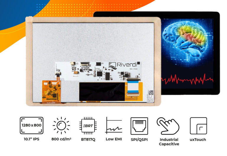 """Eve4 10.1""""series touch screen display"""