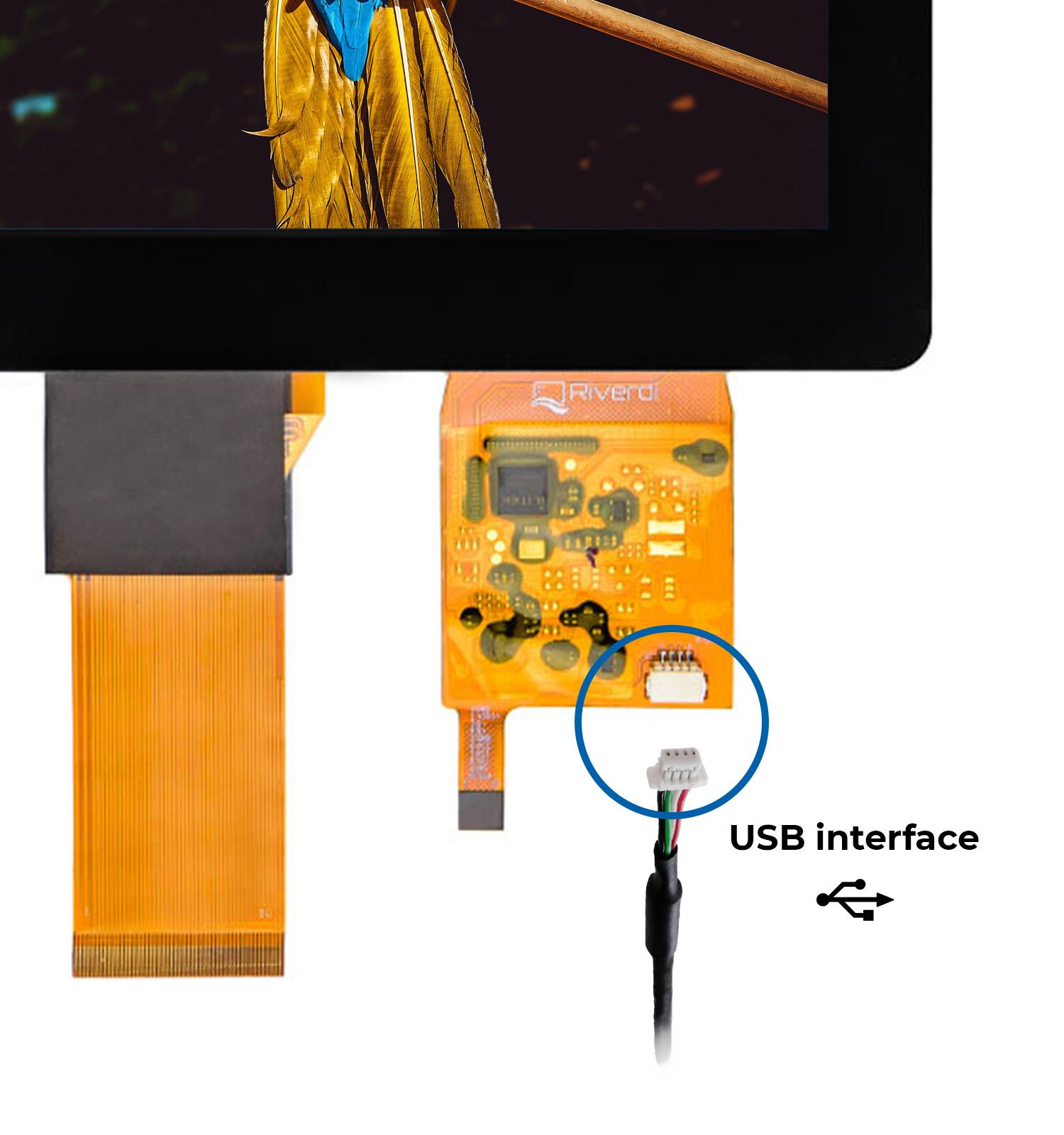 RVA PCAP USB CABLE