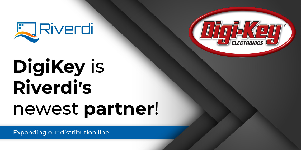riverdi digikey partnership