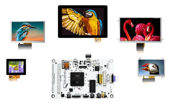 Evaluation board options