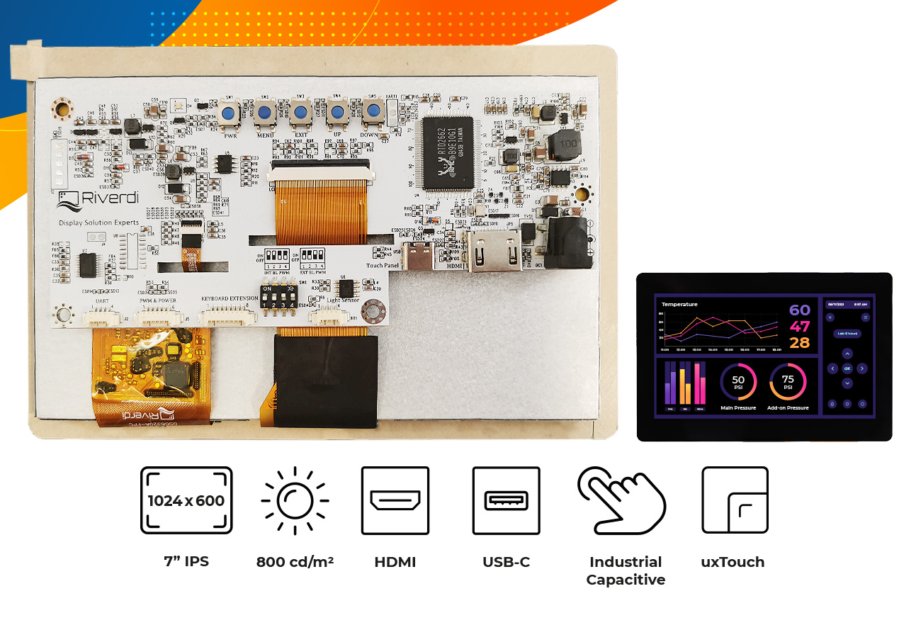 """HDMI 7.0"""" series"""